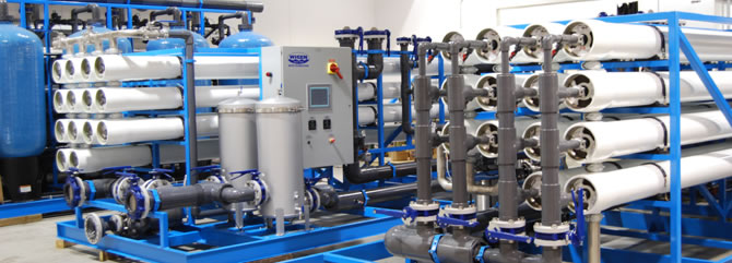 Food Amp Beverage Custom Water Treatment Systems