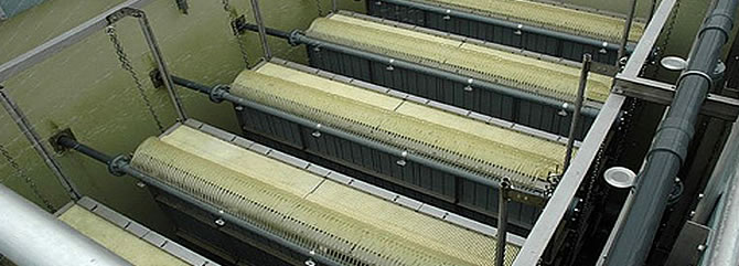 Membrane Bioreactor Mbr Systems Custom Water Treatment