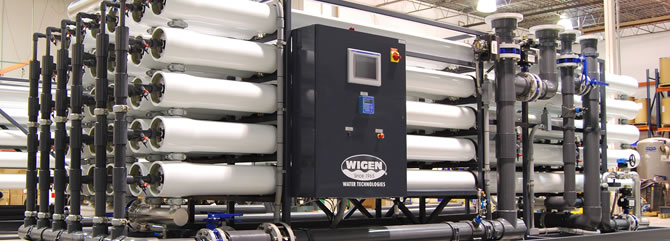 Municipal Custom Water Treatment Systems Wastewater