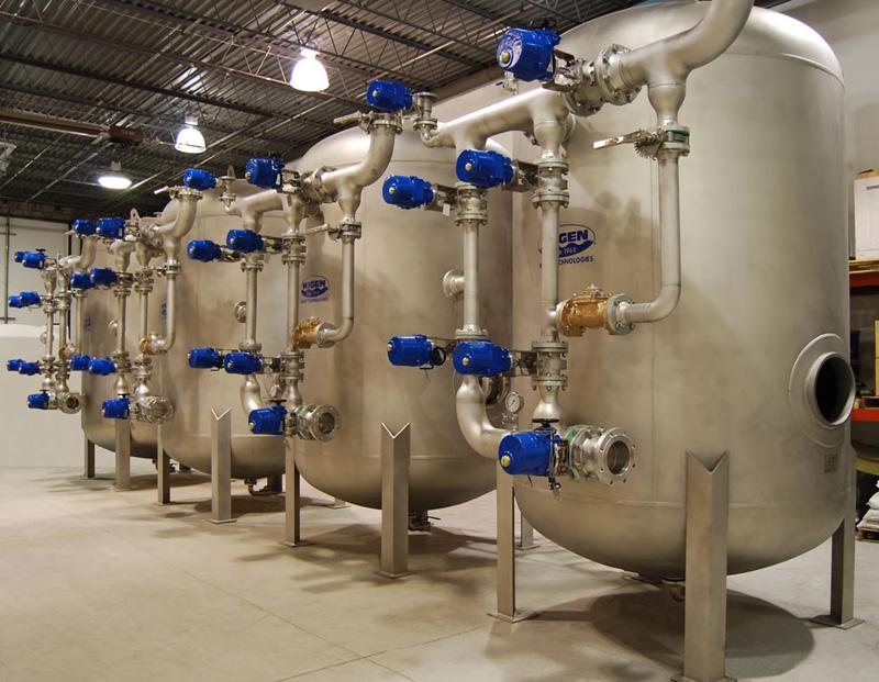 Portfolio Water Treatment Municipal Drinking Water