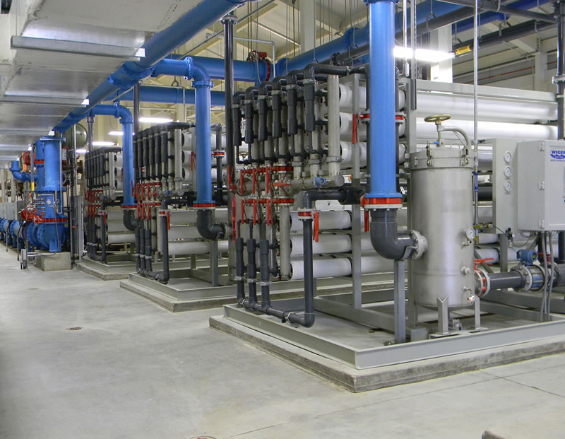 Portfolio Water Treatment Municipal Drinking Water
